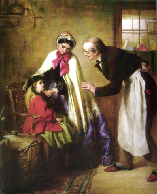 edward_hughes_first_visit_to_dentist